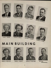 Page 9, 1950 Edition, Seneca Vocational School - Chieftain Yearbook (Buffalo, NY) online yearbook collection