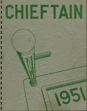 Seneca Vocational School - Chieftain Yearbook (Buffalo, NY) online yearbook collection, 1951 Edition, Page 1