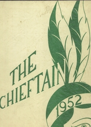 Seneca Vocational School - Chieftain Yearbook (Buffalo, NY) online yearbook collection, 1952 Edition, Page 1