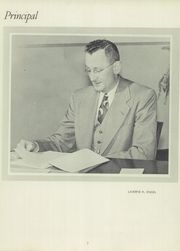 Page 11, 1952 Edition, Seneca Vocational School - Chieftain Yearbook (Buffalo, NY) online yearbook collection
