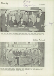Page 14, 1952 Edition, Seneca Vocational School - Chieftain Yearbook (Buffalo, NY) online yearbook collection