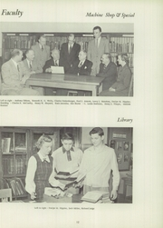 Page 16, 1952 Edition, Seneca Vocational School - Chieftain Yearbook (Buffalo, NY) online yearbook collection