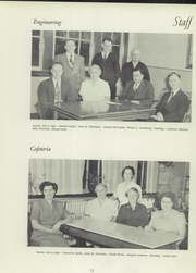 Page 17, 1952 Edition, Seneca Vocational School - Chieftain Yearbook (Buffalo, NY) online yearbook collection