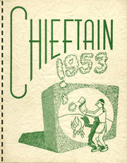 Seneca Vocational School - Chieftain Yearbook (Buffalo, NY) online yearbook collection, 1953 Edition, Page 1