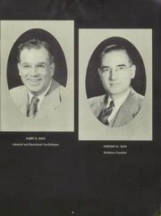 Page 13, 1954 Edition, Seneca Vocational School - Chieftain Yearbook (Buffalo, NY) online yearbook collection