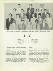 Page 91, 1954 Edition, Seneca Vocational School - Chieftain Yearbook (Buffalo, NY) online yearbook collection