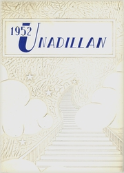 Unadilla Central High School - Unadillan Yearbook (Unadilla, NY) online yearbook collection, 1952 Edition, Page 1