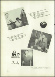 Page 16, 1953 Edition, Unadilla Central High School - Unadillan Yearbook (Unadilla, NY) online yearbook collection