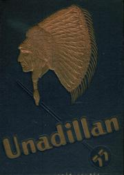 Unadilla Central High School - Unadillan Yearbook (Unadilla, NY) online yearbook collection, 1955 Edition, Page 1