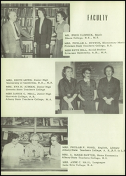 Page 10, 1955 Edition, Unadilla Central High School - Unadillan Yearbook (Unadilla, NY) online yearbook collection