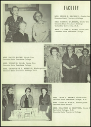 Page 12, 1955 Edition, Unadilla Central High School - Unadillan Yearbook (Unadilla, NY) online yearbook collection