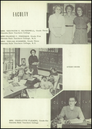 Page 13, 1955 Edition, Unadilla Central High School - Unadillan Yearbook (Unadilla, NY) online yearbook collection