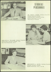 Page 14, 1955 Edition, Unadilla Central High School - Unadillan Yearbook (Unadilla, NY) online yearbook collection