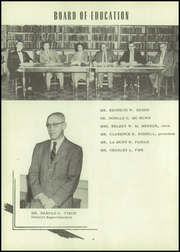 Page 8, 1955 Edition, Unadilla Central High School - Unadillan Yearbook (Unadilla, NY) online yearbook collection