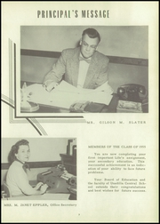 Page 9, 1955 Edition, Unadilla Central High School - Unadillan Yearbook (Unadilla, NY) online yearbook collection