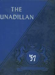 Unadilla Central High School - Unadillan Yearbook (Unadilla, NY) online yearbook collection, 1957 Edition, Page 1