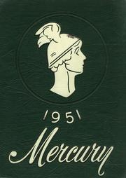 Page 1, 1951 Edition, Central High School - Mercury Yearbook (Auburn, NY) online yearbook collection