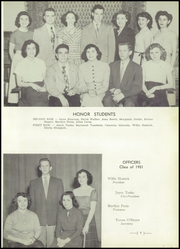 Page 13, 1951 Edition, Central High School - Mercury Yearbook (Auburn, NY) online yearbook collection