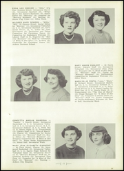 Page 15, 1951 Edition, Central High School - Mercury Yearbook (Auburn, NY) online yearbook collection