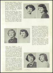 Page 17, 1951 Edition, Central High School - Mercury Yearbook (Auburn, NY) online yearbook collection