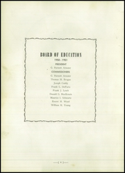 Page 8, 1951 Edition, Central High School - Mercury Yearbook (Auburn, NY) online yearbook collection