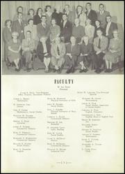 Page 9, 1951 Edition, Central High School - Mercury Yearbook (Auburn, NY) online yearbook collection