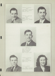 Willsboro Central High School - Reflector Yearbook (Willsboro, NY) online yearbook collection, 1948 Edition, Page 17
