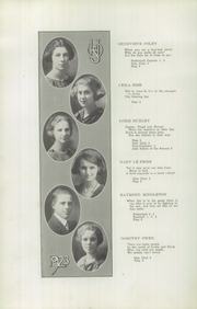 Page 10, 1923 Edition, Ontario High School - Echo Yearbook (Ontario, NY) online yearbook collection