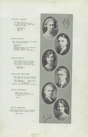 Page 11, 1923 Edition, Ontario High School - Echo Yearbook (Ontario, NY) online yearbook collection