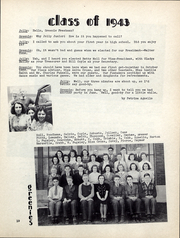 Page 20, 1940 Edition, Ontario High School - Echo Yearbook (Ontario, NY) online yearbook collection