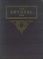 Page 1, 1929 Edition, Port Jefferson High School - Crystal Yearbook (Port Jefferson, NY) online yearbook collection