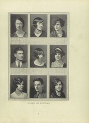 Page 11, 1929 Edition, Port Jefferson High School - Crystal Yearbook (Port Jefferson, NY) online yearbook collection