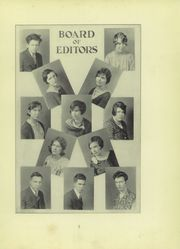 Page 9, 1930 Edition, Port Jefferson High School - Crystal Yearbook (Port Jefferson, NY) online yearbook collection