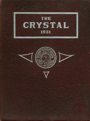 1931 Edition, Port Jefferson High School - Crystal Yearbook (Port Jefferson, NY)