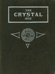1932 Edition, Port Jefferson High School - Crystal Yearbook (Port Jefferson, NY)