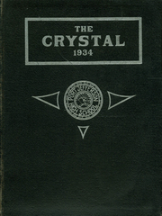 1934 Edition, Port Jefferson High School - Crystal Yearbook (Port Jefferson, NY)