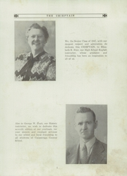 Page 11, 1947 Edition, Canaseraga High School - Chieftain Yearbook (Canaseraga, NY) online yearbook collection