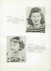 Page 14, 1949 Edition, Canaseraga High School - Chieftain Yearbook (Canaseraga, NY) online yearbook collection