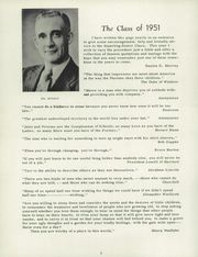 Page 6, 1951 Edition, Canaseraga High School - Chieftain Yearbook (Canaseraga, NY) online yearbook collection