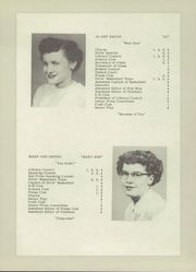 Page 13, 1952 Edition, Canaseraga High School - Chieftain Yearbook (Canaseraga, NY) online yearbook collection