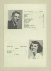 Page 14, 1952 Edition, Canaseraga High School - Chieftain Yearbook (Canaseraga, NY) online yearbook collection