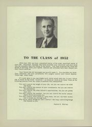 Page 8, 1952 Edition, Canaseraga High School - Chieftain Yearbook (Canaseraga, NY) online yearbook collection