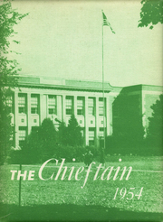 Page 1, 1954 Edition, Canaseraga High School - Chieftain Yearbook (Canaseraga, NY) online yearbook collection