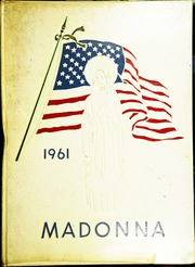 1961 Edition, Madonna High School - Madonna Yearbook (Niagara Falls, NY)