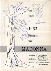 Page 5, 1962 Edition, Madonna High School - Madonna Yearbook (Niagara Falls, NY) online yearbook collection