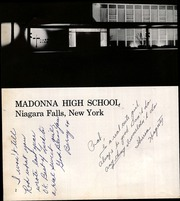 Page 6, 1962 Edition, Madonna High School - Madonna Yearbook (Niagara Falls, NY) online yearbook collection