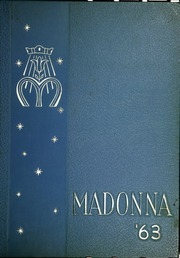 1963 Edition, Madonna High School - Madonna Yearbook (Niagara Falls, NY)