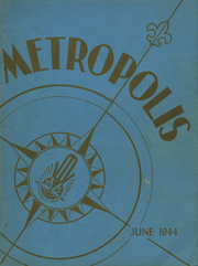 Page 1, 1944 Edition, Metropolitan Vocational High School - Metropolis Yearbook (New York, NY) online yearbook collection