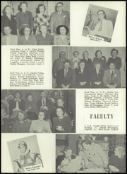 Page 17, 1952 Edition, York Central High School - Shaft Yearbook (Retsof, NY) online yearbook collection