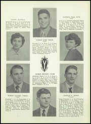 Page 9, 1952 Edition, York Central High School - Shaft Yearbook (Retsof, NY) online yearbook collection